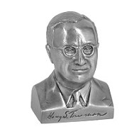 Harry S Truman Coin Bank