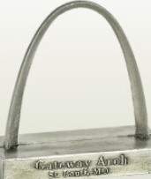 National Monument Gateway Arch