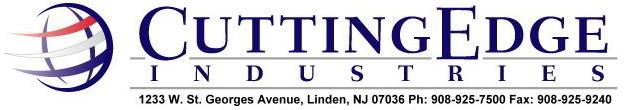 Cuttingedge Industries Inc. logo