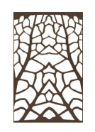 Laser Cut Branches Panel