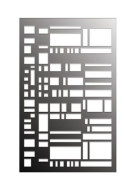 Laser Cut Rectangles